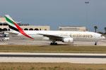 Boeing 777-300 Emirates A6-EML