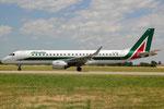 Embraer 190 Alitalia Cityliner EI-RNB