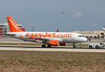 Airbus A319 Easyjet G-EZDU