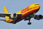 EI-EXR - Airbus A300B4-622R(F) - DHL Air