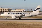 Airbus A319 Finnair OH-LVB