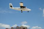 PJ-WCD - De Havilland Canada DHC-6-300 Twin Otter - WinAir @ SXM