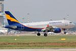 Airbus A319 Donavia VP-BIV