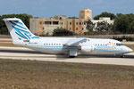 BAe 146-300 Air Botswana A2-ABH