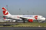 OK-NEN - Airbus A319-112 - Czech Airlines