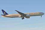 HZ-AK17 - Boeing 777-368(ER) - Saudi Arabian Airlines