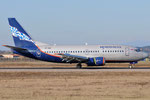 VP-BQI - Boeing 737-5Y0 - Nordavia