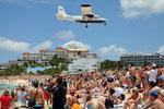 VP-AAS - Britten-Norman BN-2 Islander - Anguilla Air Services @ SXM