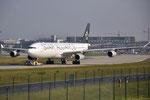 D-AIGW - Airbus A340-313 - Lufthansa - Star Alliance livery