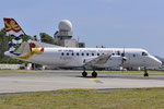 VP-CKI - Saab 340B - Cayman Airways @ SXM