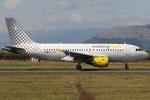 EC-MIR - Airbus A319-112 - Vueling @ FLR