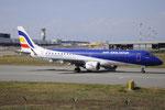 ER-ECC - Embraer ERJ-190LR - Air Moldova