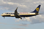 EI-EFP - Boeing 737-8AS - Ryanair - Says YES to Europe sticker