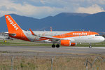 Airbus A320 Easyjet G-EZOX 25 Anni livery