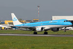 Embraer 190 KLM Cityhopper PH-EXD