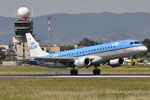 PH-EZN - Embraer ERJ-190STD - KLM cityhopper
