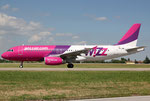 Airbus A320 Wizzair HA-LWM