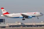 OE-LBT - Airbus A320-214 - Austrian Airlines @ MXP