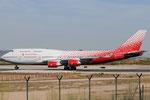 EI-XLC - Boeing 747-446 - Rossiya