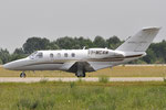 I-MCAM - Cessna 525 Citation M2 - private aircraft