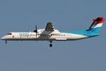 LX-LGF - Bombardier Dash 8 Q400 - Luxair