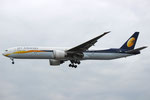 VT-JEK - Boeing 777-35R(ER) - Jet Airways