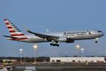 N394AN Boeing 767-323(ER)(VL) - American Airlines