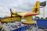 F-ZBBH - Canadair CL-215 - France - Sécurité Civile