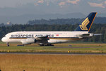 Airbus A380 Singapore Airlines 9V-SKF