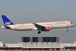 OY-KBB - Airbus A321-231 - SAS