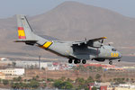 T.19B-15. CASA CN-235M-100 - Spanish Air Force @ LPA
