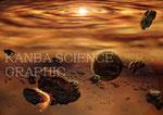 太陽系の誕生