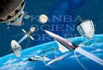 未来の宇宙旅行