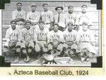 Baseball Club sponsored by Azteca