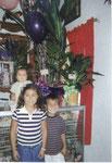 Azteca Kids - 10 Year Anniversary - 2002