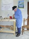 stage en baie de Somme: 82 ans et toujours envie d'apprendre!