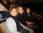 Sabine, Sarah und Daniela