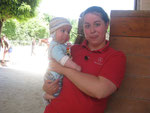 @ Marina Schmidt: Jonas und Mama Biggi