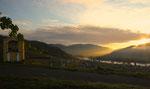 Sonnenaufgang Blick vom Vorderseiberer