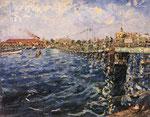 Sheepshead Bay, Brooklyn, New York, USA - 1949