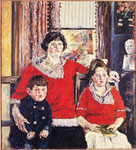 The Red Sweaters (Lawrence, Rose, Ida) - 1924