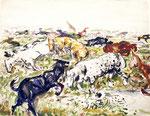 Wild Horses - 1923