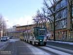 17. Februar 2009, S-Bahnhof Babelsberg