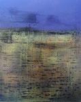 Fabien Bruttin, La Lande, 2015, 40x50 cm (15.7x19.7 in), technique mixte sur MDF