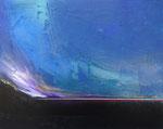 Fabien Bruttin, Envol, 2015, 40x50 cm (15.7x19.7 in), technique mixte sur MDF