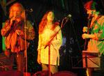 Saitenklänge beim Wackelstein: Zappa, Ines Dallaji, Sigi Schneider