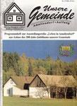 Sonderausgabe der Kulturzeitung anlässlich 200 Jahre Amaliendorf