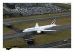 Boeing 767 Cargo Air France au roulage