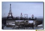 Chalet Embraer -Hommage  à Paris