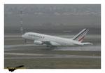 Airbus A380  Air France au décollage